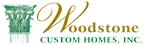 Homes By Woodstone Sticky Logo